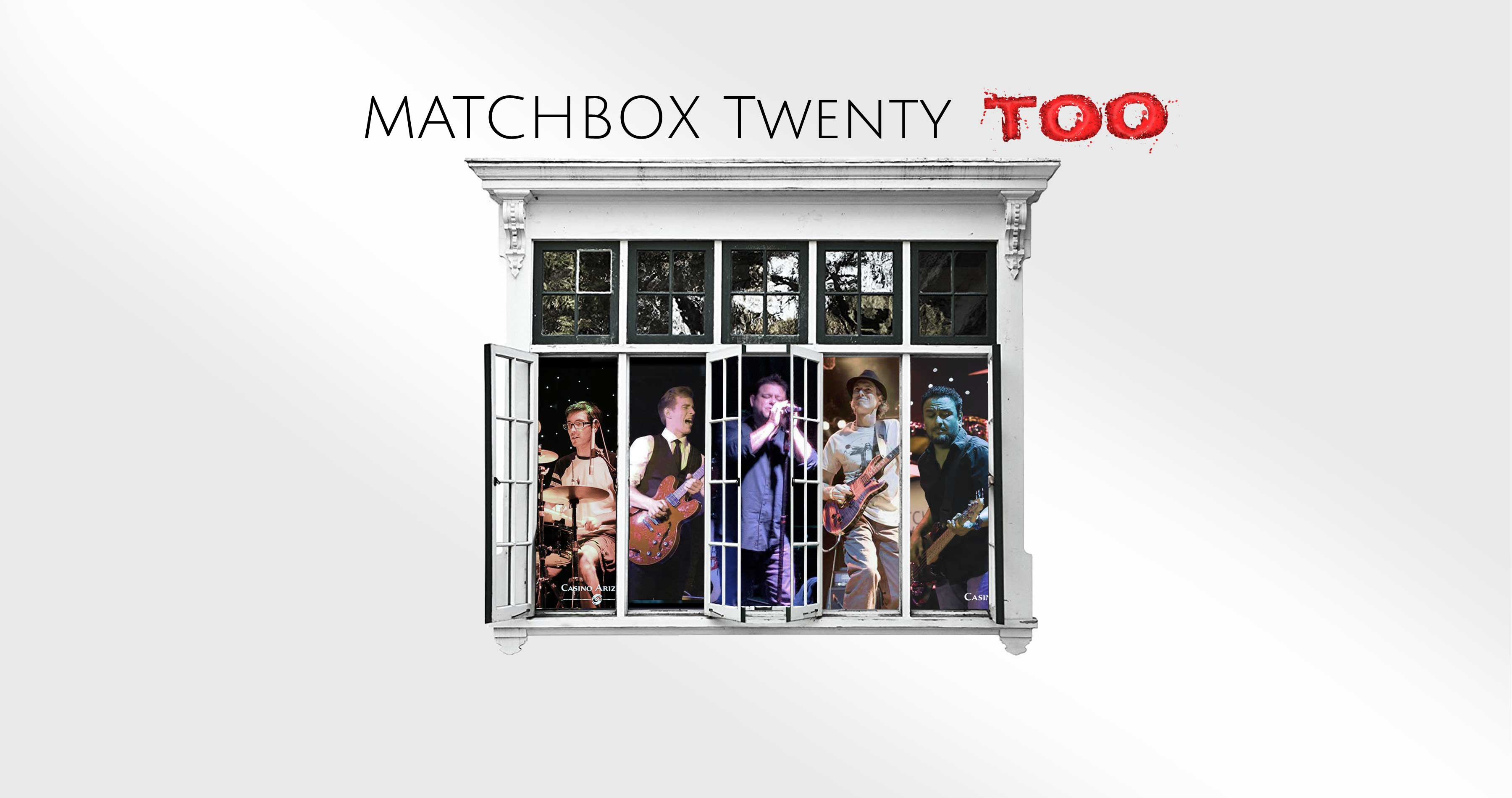 Matchbox Twenty Tribute Band